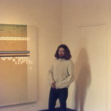 1972 Exhibition at Rhode Island School of Design Gallery