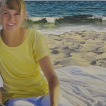 2046 Beach Portrait, detail-3