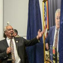 Barney Frank dedication ceremony June 25, 2013 - 2