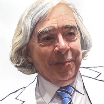 Ernst Moniz, Nuclear Physicist. Secretary of Energy May 2013 to January 2017.
