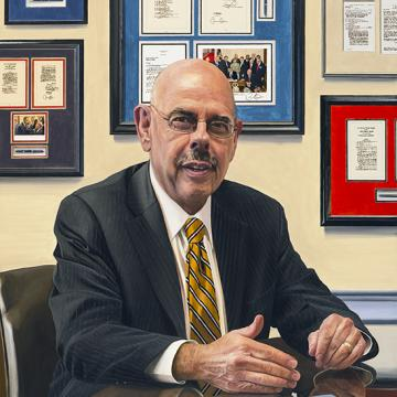 Henry Waxman for the House Energy & Commerce Committee