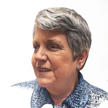 Janet Napolitano for the American Philosophical Society