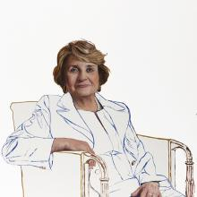 2174 Louise Slaughter, Study #7
