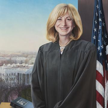 Sharon Prost, Chief Judge United States Court of Appeals for the Federal Circuit