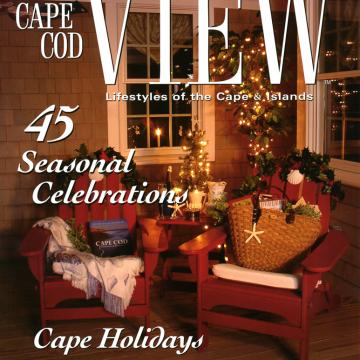 Cape Cod View, feature article November/December 2008