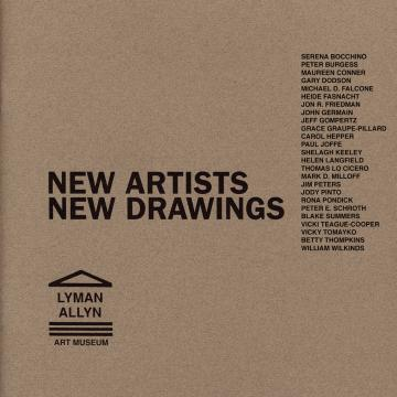 New Artists-New Drawings, March 1988,  exhibition catalogue