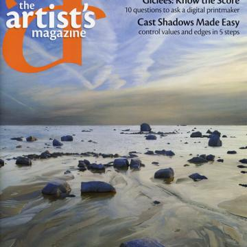 The Artist's Magazine, feature article May 2008