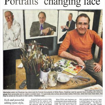 The Journal News, feature article Sunday, March 30, 2008
